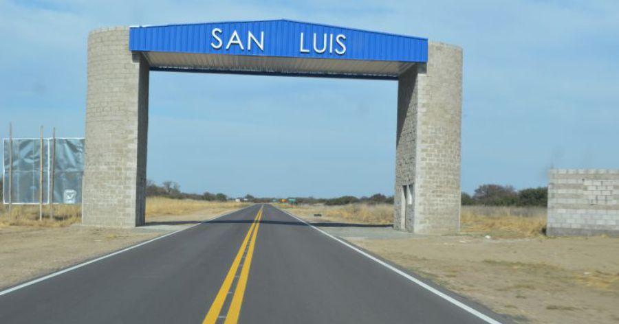 Diputados proponen autopista de San Luis hasta Victorica