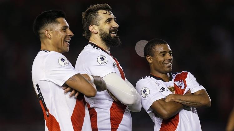 Y va el tercero: River campeón de la Recopa Sudamericana